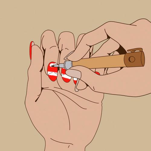 Nägel lackieren – garantiert ohne den beißenden Geruch!